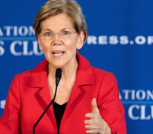 Elizabeth Warren Releases DNA Test Results