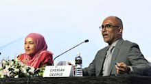 Singapore has yet to fulfill Pledge to build a democratic society: Cherian George