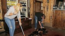 Napa Valley Cleaning Up After Strong Quake
