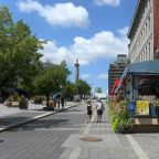 Montreal's tourist heart a ghost town in pandemic summer