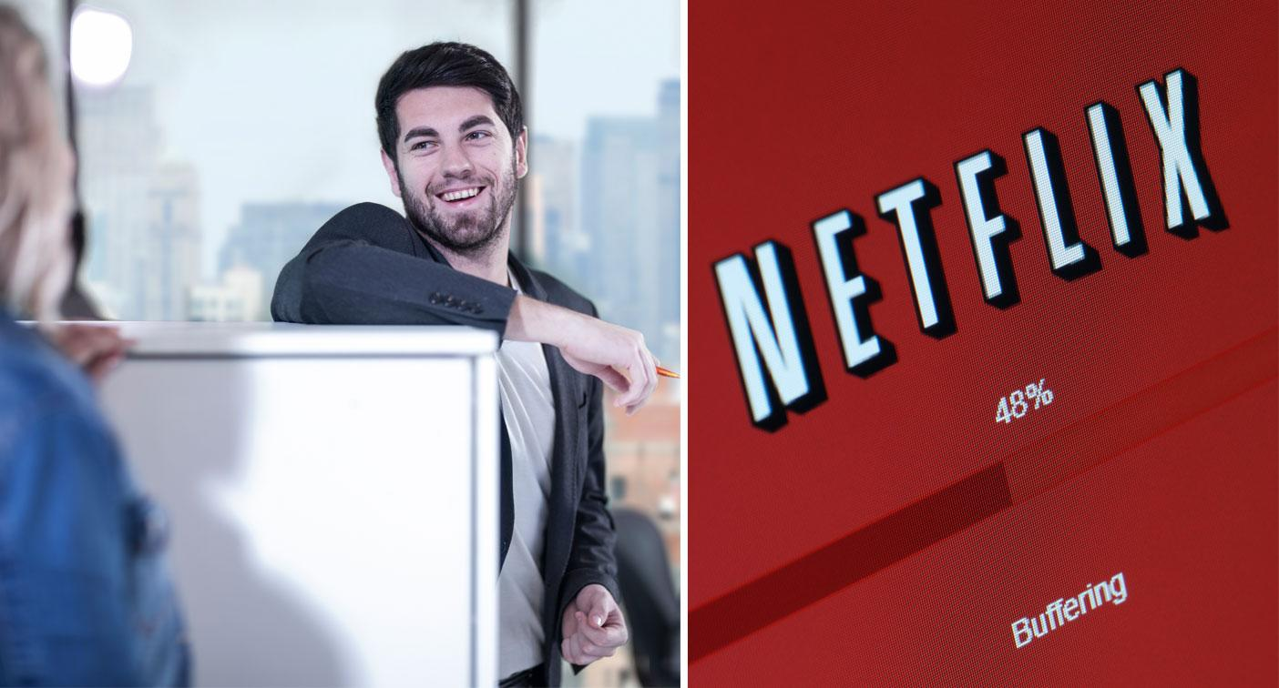 Netflix forbade employees to look at colleagues for more than five seconds