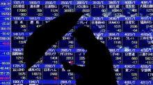 Nach dem erneuten Kursrutsch an der Wall Street reagieren die Märkte in Fernost nervös. Die deutlichsten Abschläge gibt es in China.