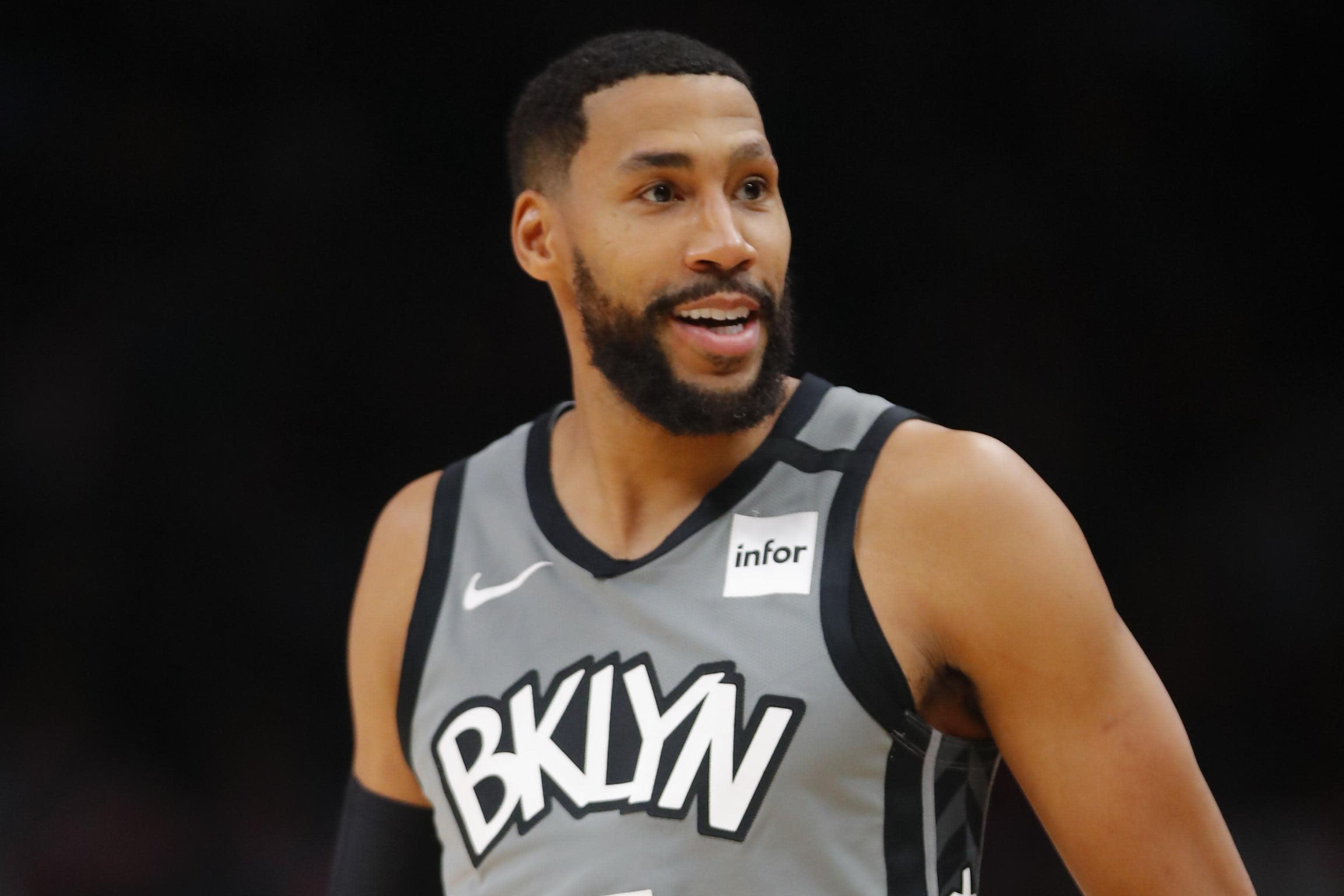 Nets' Garrett Temple: Playing NBA Games, Earning Paycheck ...