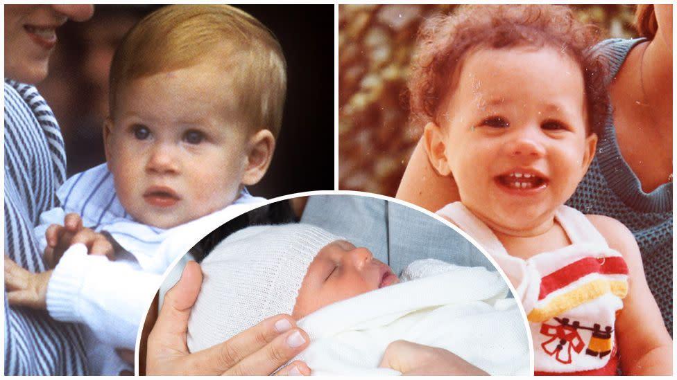 Baby Sussex Foto