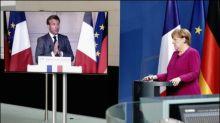 Gegenentwurf zu Corona-Hilfsplan von Merkel und Macron sorgt für neue Debatten