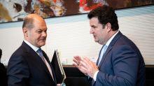SPD-Spitze einigt sich auf Konzept zur Grundrente