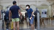Apple is closing stores in these 11 states amid new coronavirus outbreaks