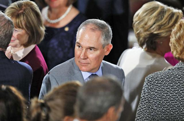 EPA lifts grant freeze, gag order remains in place