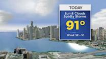 CBS4 Weather @ Your Desk 7-24-14