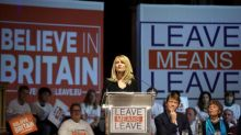 UK must leave EU on Oct. 31 even without a deal - PM candidate McVey