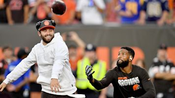 Watch live: Will Browns be up to test vs. Rams?