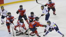South Korea proposes unified Olympic women's ice hockey team with North Korea