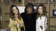 Jessica Biel and Jessica Alba raise point only moms know on why Kate Middleton is 'superwoman' - Exclusive