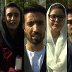 Afghan 'war on terror' generation votes
