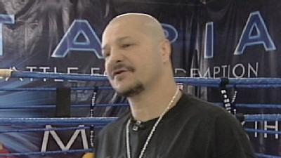 Johnny Tapia To Open Albuquerque Gym