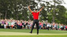 Celebrities react to Tiger Woods' epic Masters win