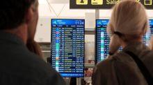 Problemas en las aerolíneas para alojar a los pasajeros de vuelos cancelados
