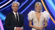 Holly Willoughby's dress steals the spotlight at Dancing on Ice final