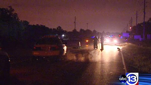 Woman critically injured after being hit by van
