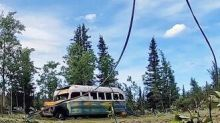 'Into The Wild' Bus Finds A Home At University's Museum Of The North