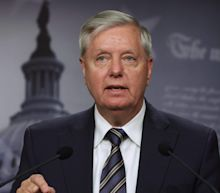 Lindsey Graham says he deals with Trump's 'dark side' because he thinks he has a 'magic' other Republicans don't