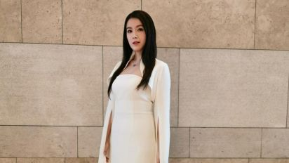 "Christine Kuo's puffy face caused by ""oedema"", not pregnancy"