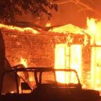 3 killed and thousands evacuated as Northern California wildfire rages