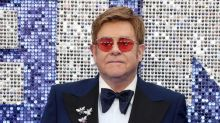 Elton John reschedules concert due to being 'extremely unwell'