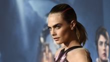 Cara Delevingne says Harvey Weinstein told her she wouldn't make it as a gay woman in Hollywood