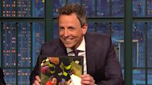 Seth Meyers Welcomes Second Son — Who Was Born in the Lobby of Their Apartment!