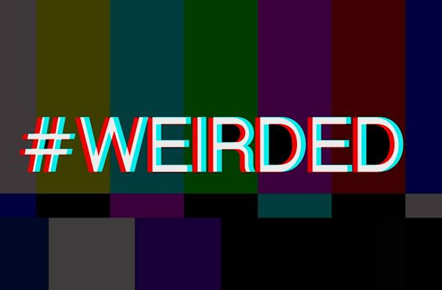 What is #Weirded? This is #Weirded.
