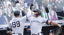 "Yankees Social Media Spotlight: Stanton says ""we'll be back"""