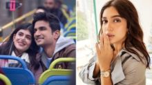 Endearing: Bhumi Emotional After Watching Sushant In 'Dil Bechara'