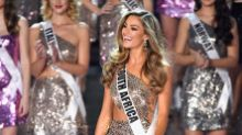 Miss South Africa Demi-Leigh Nel-Peters Crowned Miss Universe