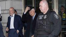'Roger Stone is now a free man': Donald Trump commutes longtime friend's 40-month prison term