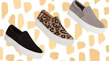 These 'trendy' slip-on sneakers are perfect for fall — and they're on sale at Nordstrom