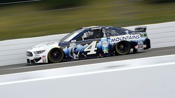 Harvick wins first Pocono race of weekend