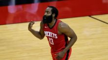 Houston to retire Harden's No. 13 jersey, says owner