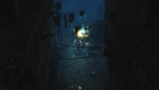 Blizzard unveils Diablo III's Reaper of Souls' Westmarch