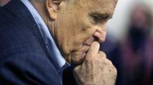 Rudy Giuliani turns over alleged Hunter Biden laptop to authorities in Delaware