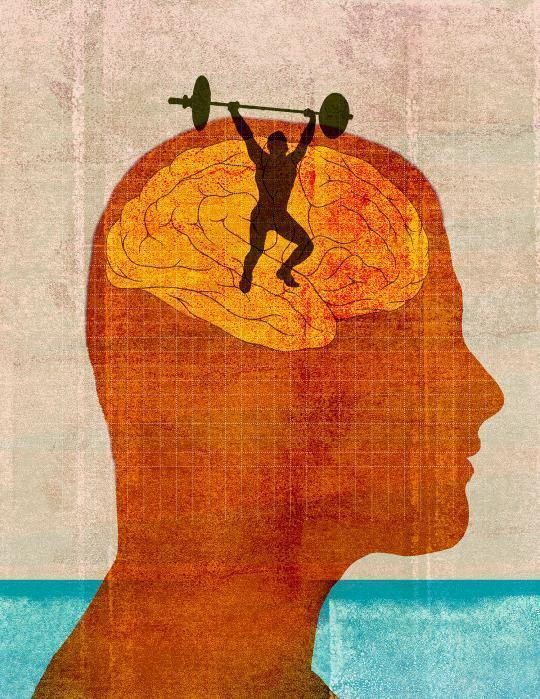 Want to Be Truly Great? Take Care of Your Brain