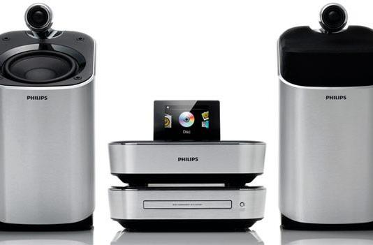 Philips breathes new life into home stereos with SoundSphere