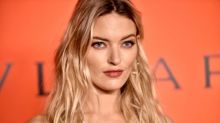 Model Martha Hunt launches clothing brand with a personal meaning