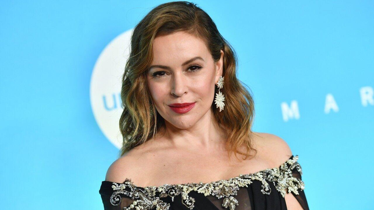 Alyssa Milano Leaked Photos alyssa milano reveals she had two abortions in 1993: 'i was