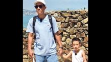 "Jordan Chan and son join ""Where Are We Going, Dad?""?"