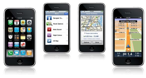 TomTom to bring free lane guidance, text-to-speech, iPod control to iPhone GPS app