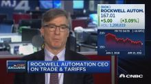 Rockwell Automation CEO: Productivity principles remain c...