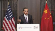 China's foreign minister: China has no intention to 'play the game of thrones'