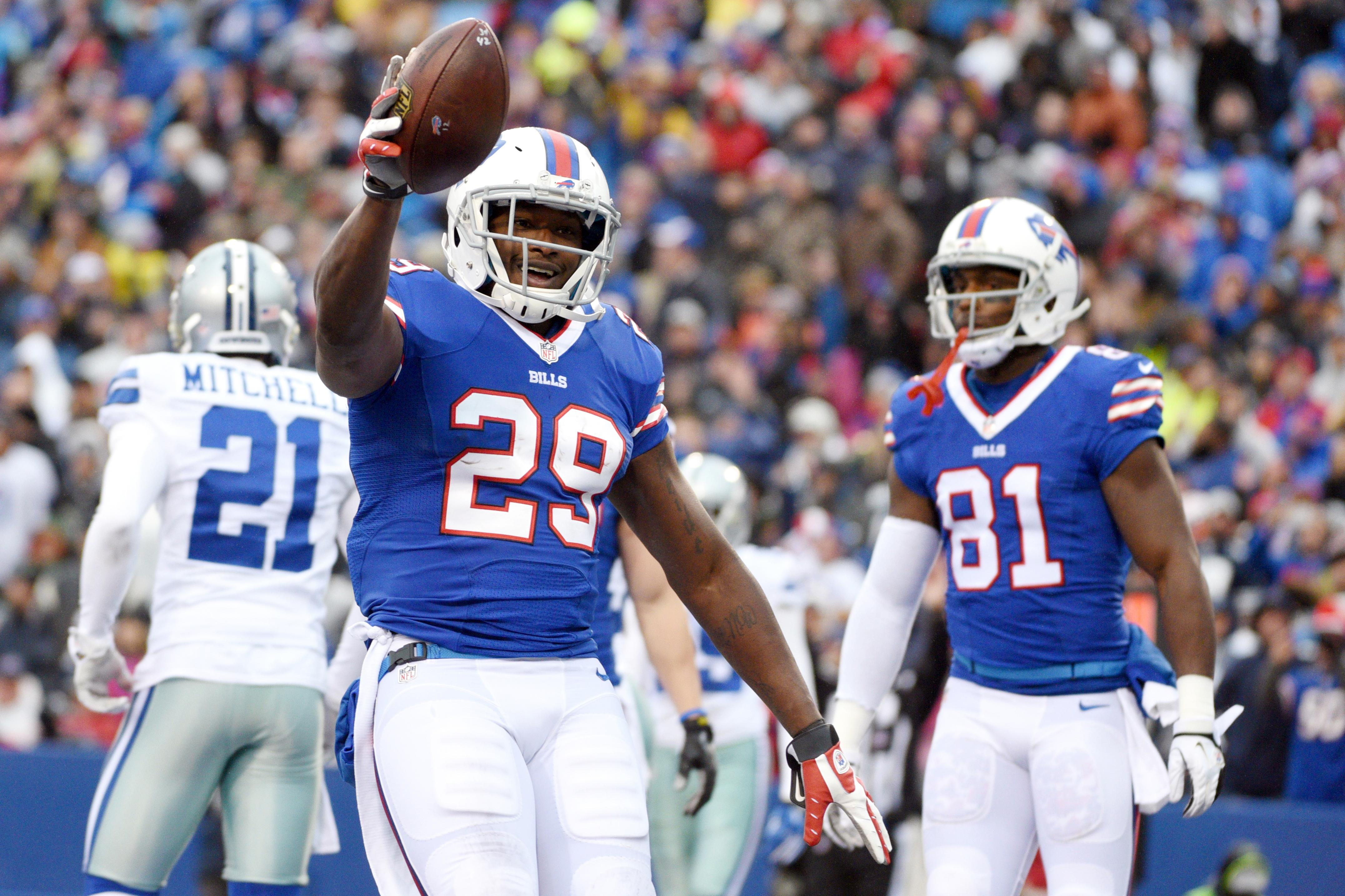 Remember RB Karlos Williams? He was reinstated after nearly two-year suspension