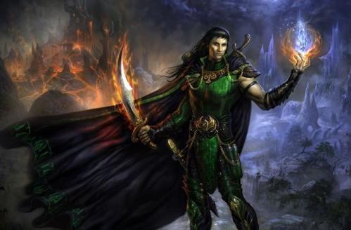 Meet Pantheon's god-killer, the WarWizard